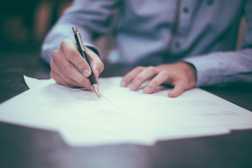 letter before claim action professional negligence