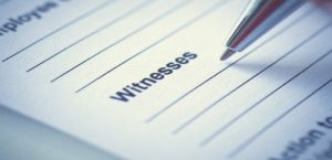 How to draft a witness statement in a professional negligence claim